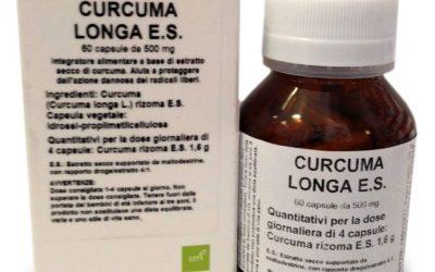 OTI Curcuma Longa Radice E.S. – Integratore Antiossidante