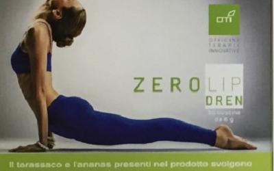 OTI Zerolip Dren – Integratore Drenante